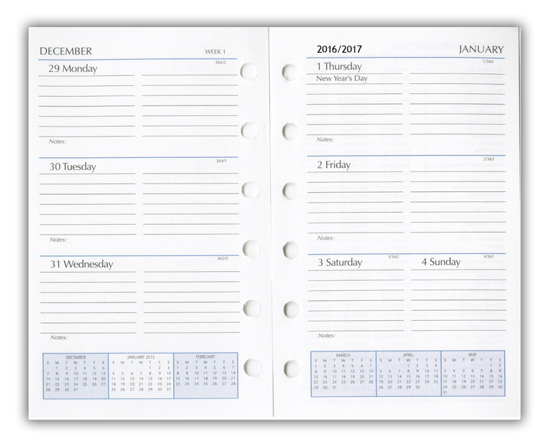 planner refill pages organizer planner refills